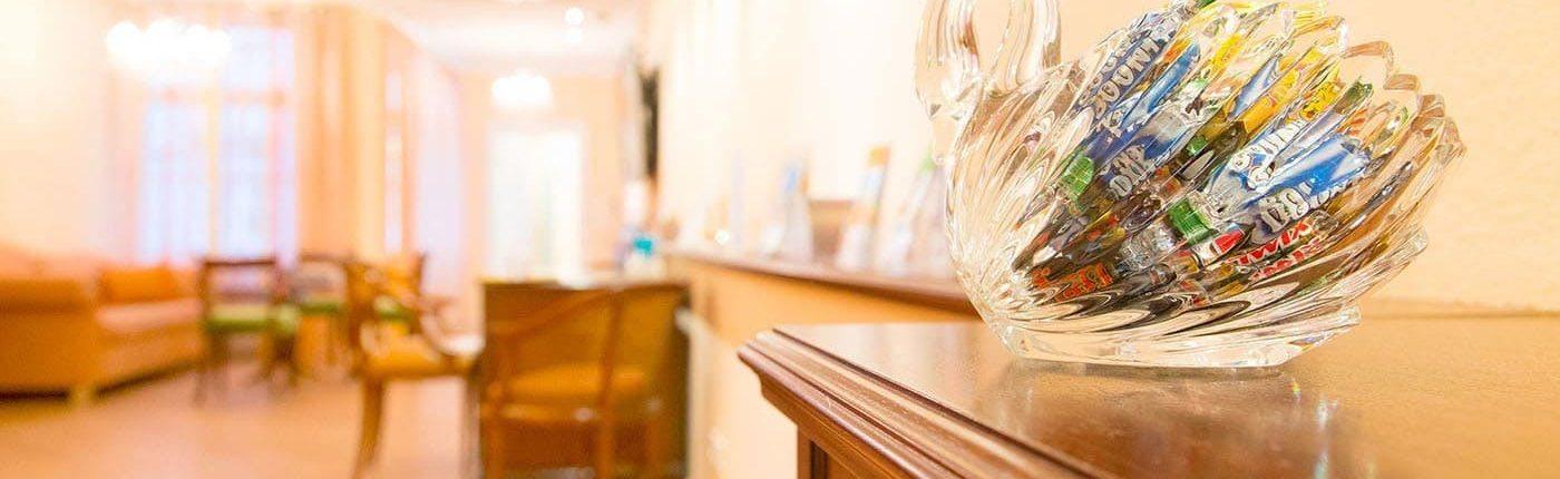 Dekoration Praxisräume | hautok und hautok cosmetics